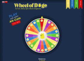wheelofdoge.com