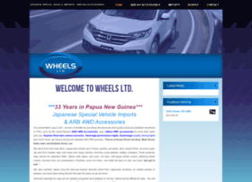 wheels.com.pg