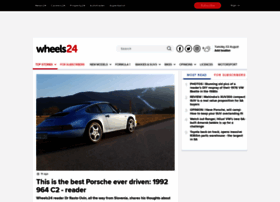 wheels24.co.za