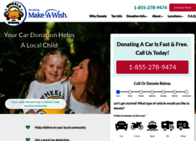 wheelsforwishes.org
