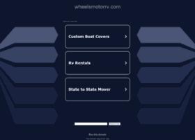 wheelsmotorrv.com