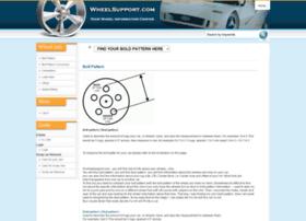 wheelsupport.com