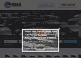 wheelsvancentres.co.uk