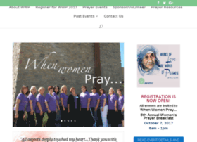 whenwomenpray.com