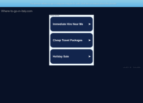 where-to-go-in-italy.com