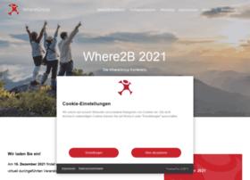 where2b-conference.com