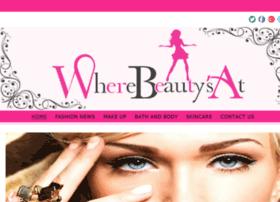 wherebeautysat.com