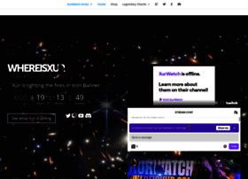 whereisxur.com