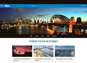 wheremagazines.com.au