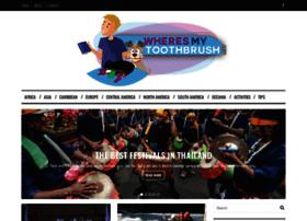 wheresmytoothbrush.com