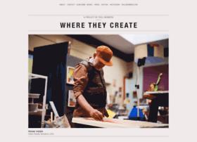 wheretheycreate.com