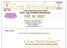 wheretobuycertifiedgemstonesindelhi.com