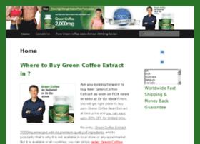 wheretobuygreencoffeeoz.com