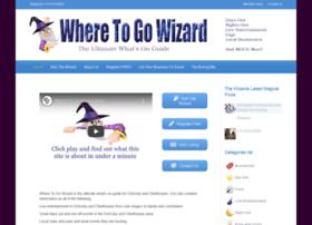 wheretogowizard.co.uk