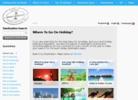 wheretoholiday.com