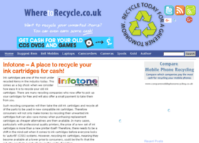 wheretorecycle.co.uk
