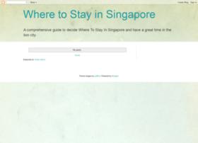wheretostayinsingapore.blogspot.sg