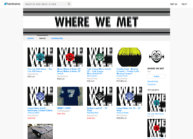 wherewemet.bandcamp.com