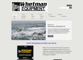 whetmanequipment.com