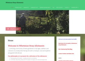 whetstoneallotments.co.uk