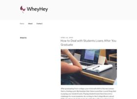 wheyhey.co.uk