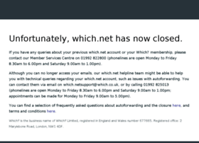 which.net