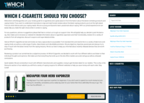 whichecigarette.com