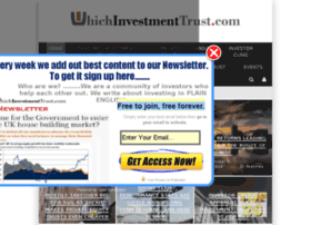 whichinvestmenttrust.com