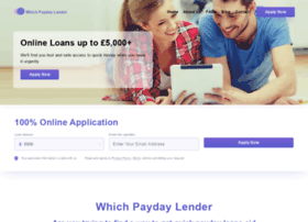 whichpaydaylender.co.uk