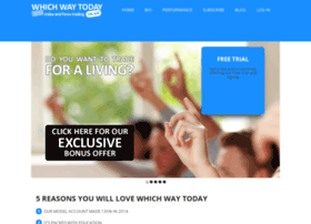 whichwaytoday.com