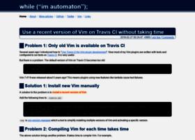 whileimautomaton.net