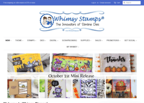 whimsystamps.com