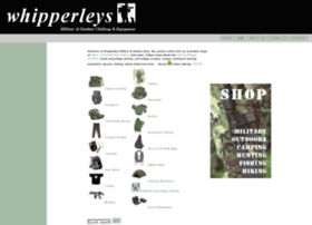 whipperleys.co.uk
