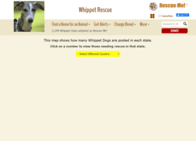 whippet.rescueme.org