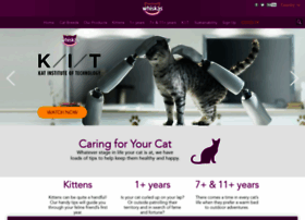 whiskas.co.uk