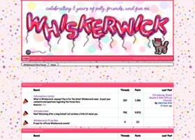 whiskerwick.boards.net