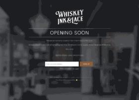whiskeyinkandlace.com
