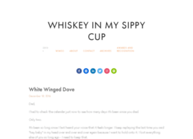whiskeyinmysippycup.com
