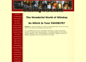 whiskeywise.com