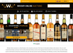 whisky-onlineauctions.com