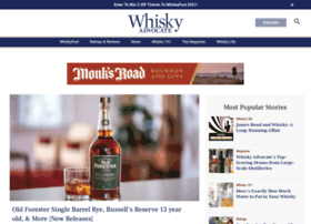 whiskyadvocatemagazine.com