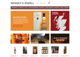 whiskybyedzell.com