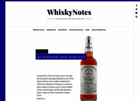 whiskynotes.be