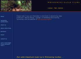 whisperingeaglefilms.com