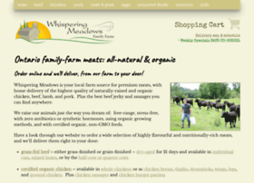 whisperingmeadows.ca