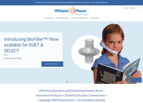 whisperphone.com