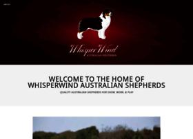 whisperwindaussies.com