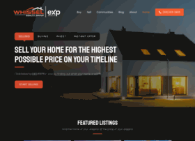 whisselrealty.com