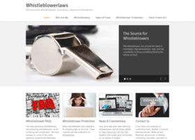 whistleblowerlaws.com
