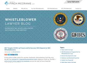 whistleblowerlawyerblog.com